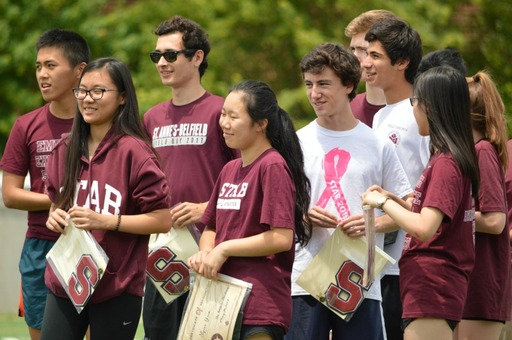 59 Scholar Athletes Recognized During Field Day