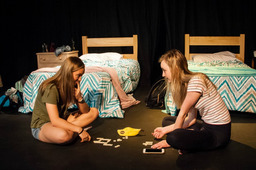 Four Student Directors, Five Short Plays May 17 - 19
