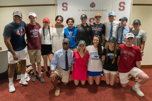 15 Student-Athletes Sign National Letters of Intent