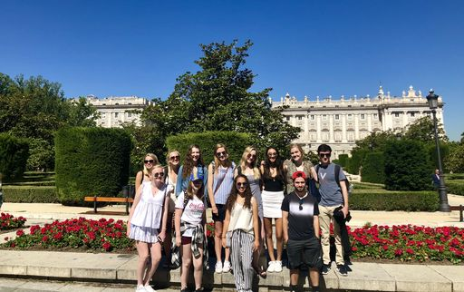 Students Participate in Spanish-Exchange Program, Form Lifelong Bonds