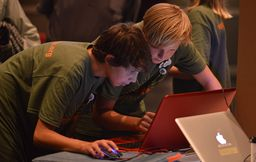 SPARK! Exploration Engages 35 Regional Students in Computer Science Workshop