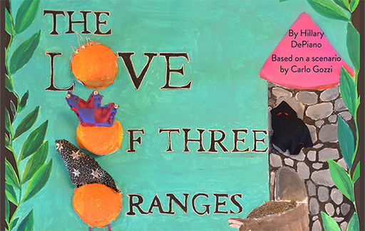 Eighth Grade to Present the Love of Three Oranges Nov. 2 & 3