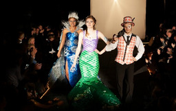 Wearable Art Show Features 47 World Mythology Garments