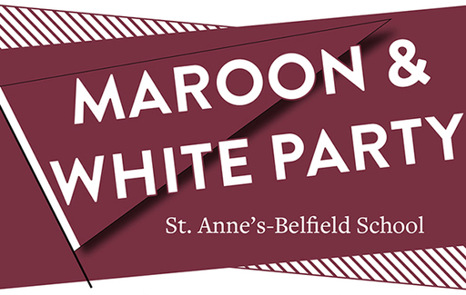 Get Involved with the 2nd Annual Maroon & White Party