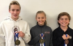 Grade 6 Students Shine at Regional Science Fair