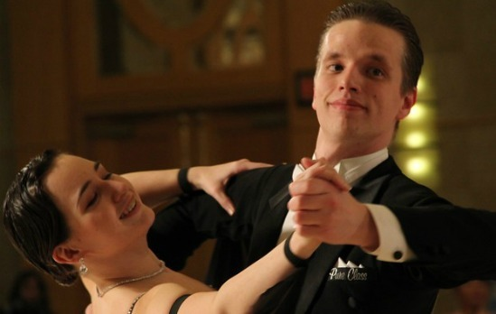 Remchuk Brings Ballroom Dancing to School Community