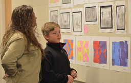 All School Art Show Spotlights More Than 1,000 Works