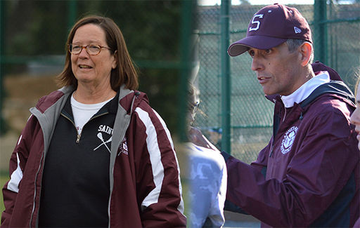 Blake, Lippmann Recognized as Coaches of the Year