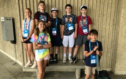 Destination Imagination Team Places 8th in Global Finals Instant Challenge