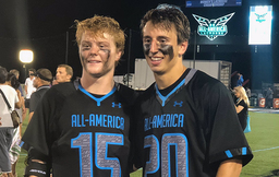 Barger '19 Advances to Next Round of U.S. Men's U19 Lacrosse Team Tryouts