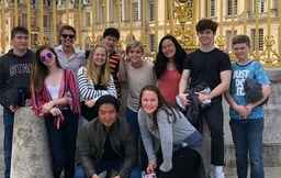 3 Area Schools Team Up for France Music Trip