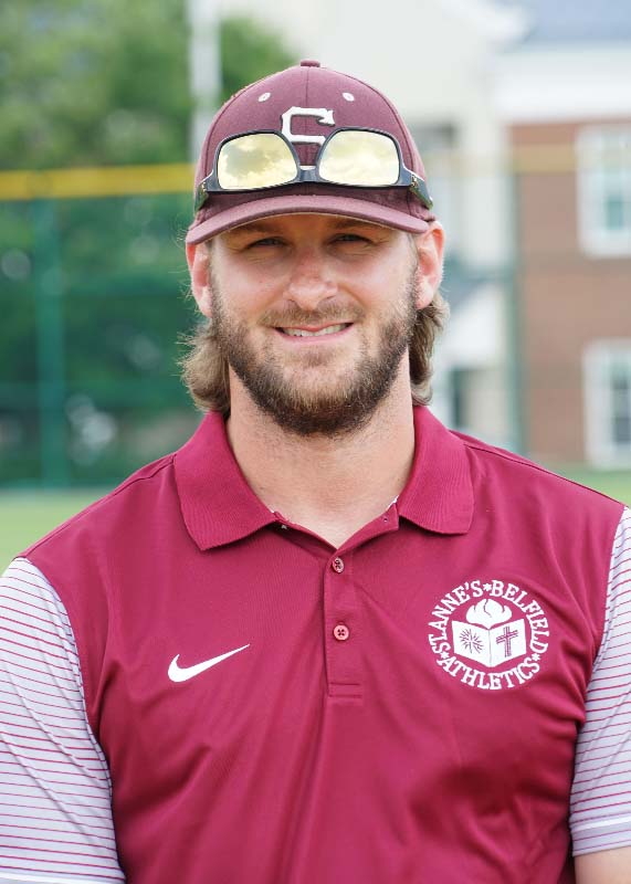 Brian Yeagle '11, Assistant to the Athletic Director & Head Varsity Baseball Coach