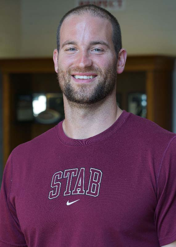 Chad Powlovich, Director of Athletic Development