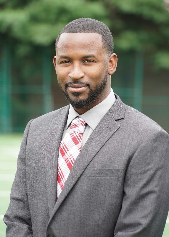 Dewayne Robinson, Director of Athletics